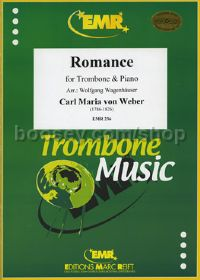 Romance for Trombone and Piano