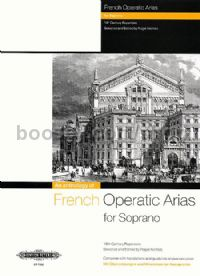 French Operatic Arias for Soprano (19th Century)