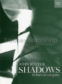 Shadows (baritone voice & guitar)