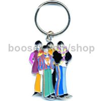 Keychain: Yellow Submarine Band