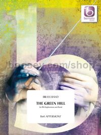 The Green Hill for baritone/euphonium & brass band (score & parts)
