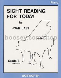 Sight Reading For Today: Piano Grade 8 to Diploma