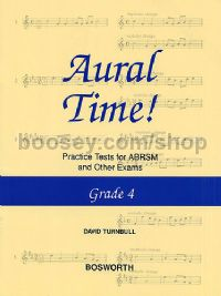 Aural Time 4 New Syllabus (David Turnbull Music Time series)
