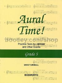 Aural Time 5 New Syllabus (David Turnbull Music Time series)