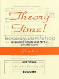 Theory Time! Grade 3 (David Turnbull Music Time series)
