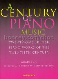 Century Of Piano Music Grades 5-7