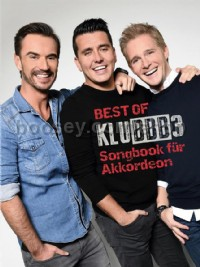 Best Of Klubbb3 - Songbook Für Akkordeon