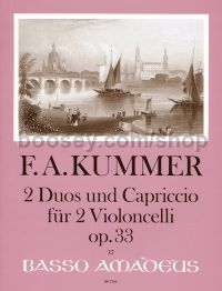 Two Duos and Capriccio Op. 33