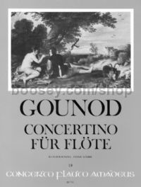 Concertino for Flute & Piano