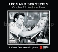 Complete Solo Works for Piano (Bridge Records Audio CD x2)