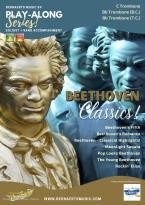 Beethoven Classics! Play Along Songbook - Trombone (Book & Online Audio)
