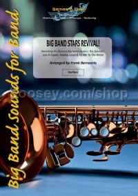 Big Band Stars Revival! (Fanfare Band Score & Parts)