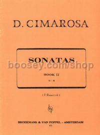 Sonatas Nos 12-18 for piano (Book 2)