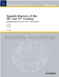 Spanish Masters of the 16th & 17th Century