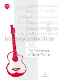 The Techniques of Guitar Playing (+ CD)