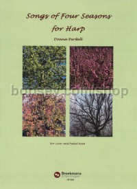 Songs Of Four Seasons for Harp