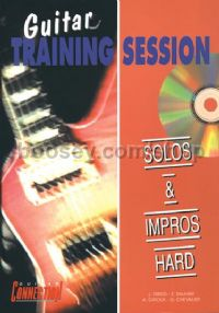 Guitar Training Session : Solos & Impros Hard Tab