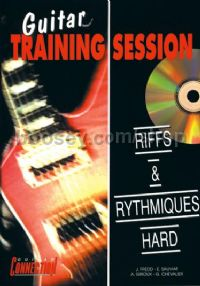 Guitar Training Session : Riffs & Rythmiques Hard