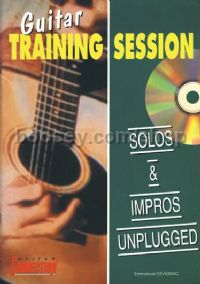 Guitar Training Session : Solos & Impros Unplugged