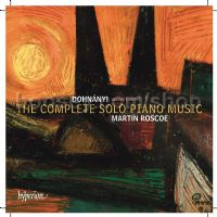 Complete Piano Vol. 3 (Hyperion Audio CD)