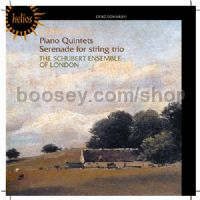 Piano Quintets (Hyperion Audio CD)