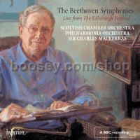 The Beethoven Symphonies (Mackerras) (Box Set - 5 CDs) (Hyperion)
