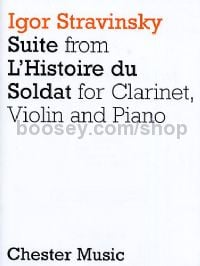 Suite from L'Histoire du Soldat (The Soldier's Tale)