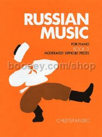 Russian Music For Piano, Book 3: Moderately Difficult Pieces