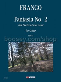 Fantasia No. 2 (Der Horizont war rund) for Guitar (2011)