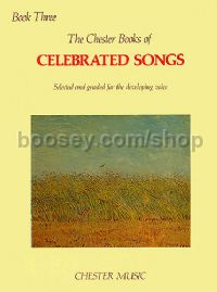 Chester Celebrated Songs Book 3
