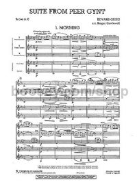 Suite from Peer Gynt (Score & Parts)