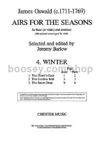 Airs For The Seasons, No.4: Winter