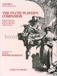 The Flute Players Companion vol.1
