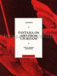 Fantasia On Airs From 'I Puritani'