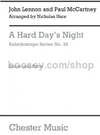 A Hard Day's Night (Kaleidoscope Series)
