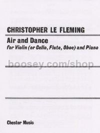 Air and Dance (Cello)