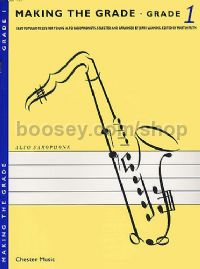 Making the Grade for Saxophone Grade 1