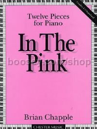 In The Pink piano