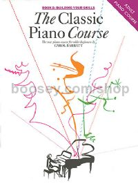 Classic Piano Course vol.2 Book Only