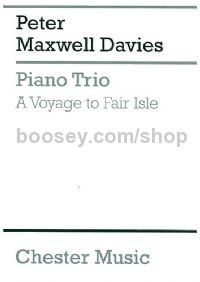 Piano Trio: A Voyage To Fair Isle