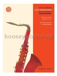 The Chester Alto Saxophone Anthology (Sax & Piano)