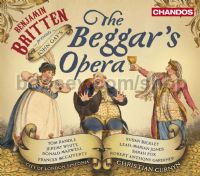Beggar's Opera (Chandos Audio CD)