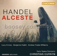 Alceste (Chandos Audio CD)