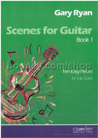 Scenes for Guitar, Book 1: Easy