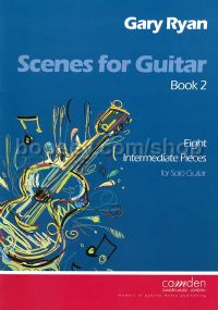 Scenes for Guitar, Book 2: Intermediate