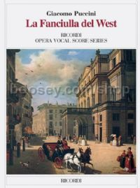La Fanciulla Del West - Vocal Score (Softcover)