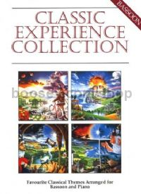 Classic Experience Collection Bassoon & piano