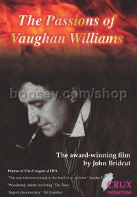 Passions Of Vaughan Williams (Crux Productions DVD)