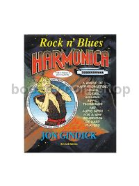 Rock N Blues Harmonica (Book & CD Revised Edition)