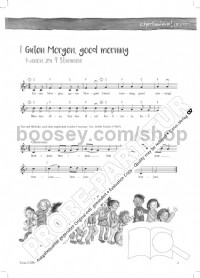 Chorissimo Green (Vocal Score)